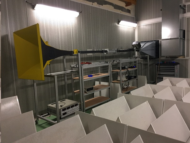 caiman wind tunnel at LMFA Acoustics