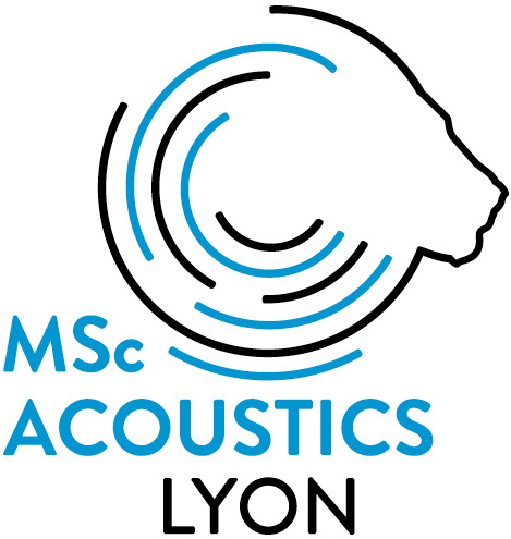 Master in Acoustics of Lyon